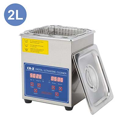 CO-Z 2L Industrial Professional Ultrasonic Cleaner