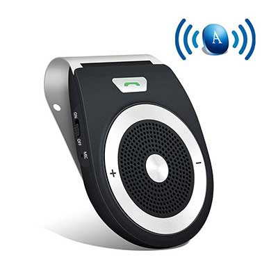 Bluetooth Car Speaker AUTO POWER ON