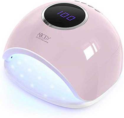 Abody 48W UV LED Nail Dryer Gel Nail Lamp