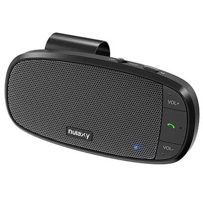 Nulaxy Car Bluetooth SpeakerPhone
