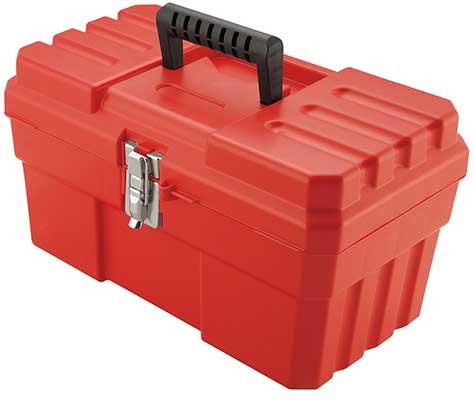Akro-Mils 9514 14-Inch ProBox Plastic Tool Box