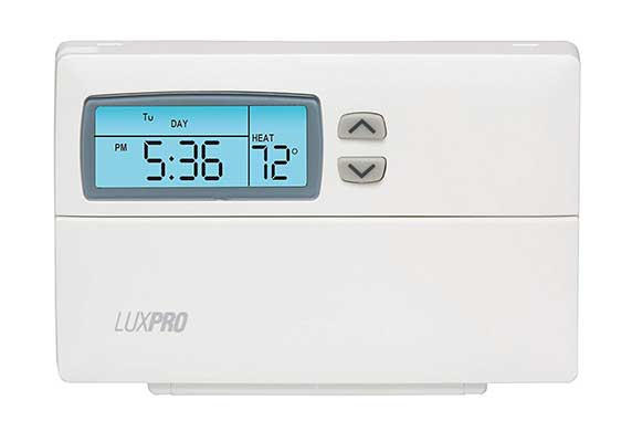 LuxPRO 5-2 Day Deluxe Programmable Thermostat
