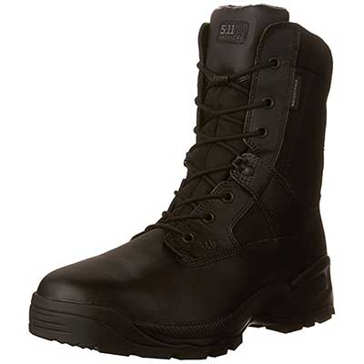 5.11 Tactical Men's ATAC 1.0 Waterproof Military Storm Boot