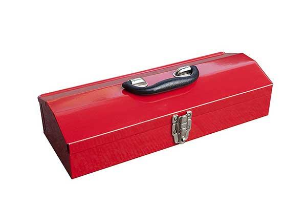 "Torin Big Red 16"" Portable Steel Tool Box"