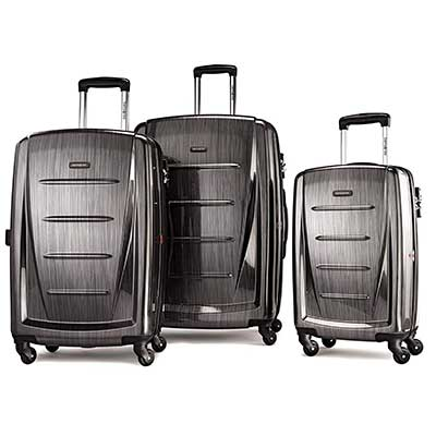 Samsonite Winfield 2 Hardside Luggage Set