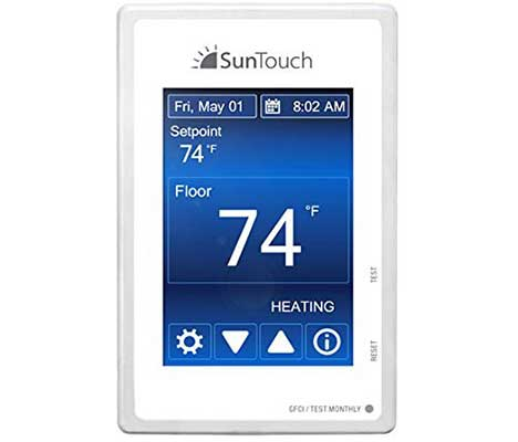 SunTouch Command Touchscreen Programmable Thermostat