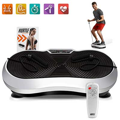 Hurtle Fitness Vibration Platform Workout Machine
