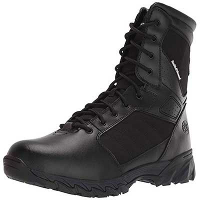 Smith & Wesson Men's Breach 2.0 Tactical Size Zip Boot
