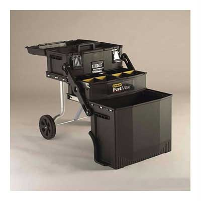 Portable Tool Box Rolling Cabinet Storage Tool Chest Mechanic