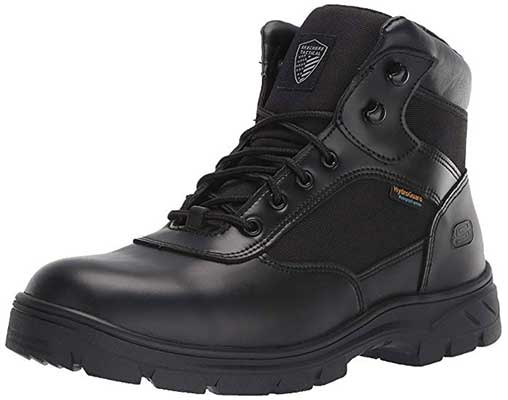 Skechers Men's Wascana-Benen Military and Tactical Boot