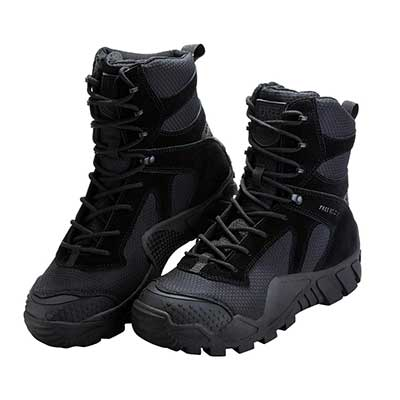 FREE SOLDIER Outdoor Men's Tactical Military Boots