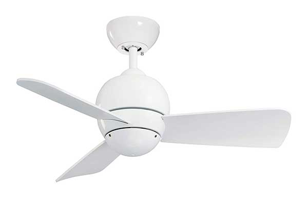 Emerson Ceiling Fans CF130 WW Tilo Modern Ceiling Fan