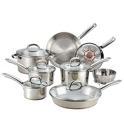 T-fal C836SD Ultimate Stainless Steel