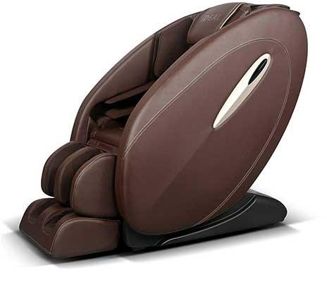 Ideal Massage Full Featured Shiatsu Chair with Built-in Heat Zero Gravity