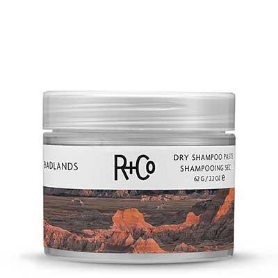 R + Co Badlands Dry Shampoo Paste