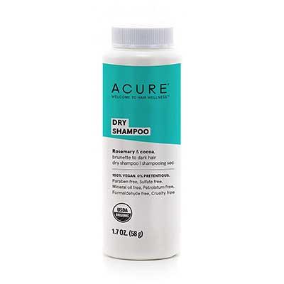 ACURE Dry Shampoo – Brunette to Dark Hair