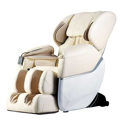 Electric Full Body Massage Shiatsu Massage Chair Foot Roller