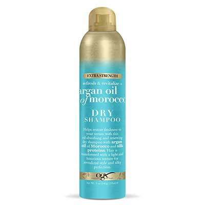 OGX Refresh Revitalize Extra-Strength Argan Oil of Morocco Dry Shampoo