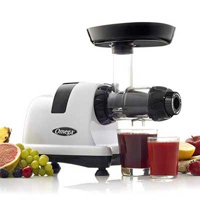 Omega J8006HDS Nutrition Center Dual-Stage Slow-Speed Masticating Juicer