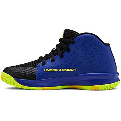 Under Armour Kids Pre School Basketball Shoe