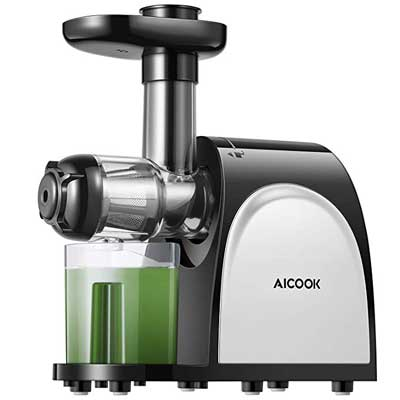 Juicer, Aicook Slow Masticating Juicer