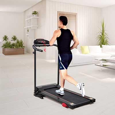 Thegreatshopman Folding Electric Treadmill