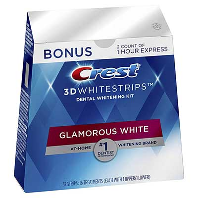 Top 10 Best Teeth Whitening Strips In 2020 Reviews