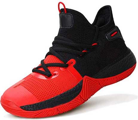 Elaphurus Kid's Basketball Shoes Boys Sneakers