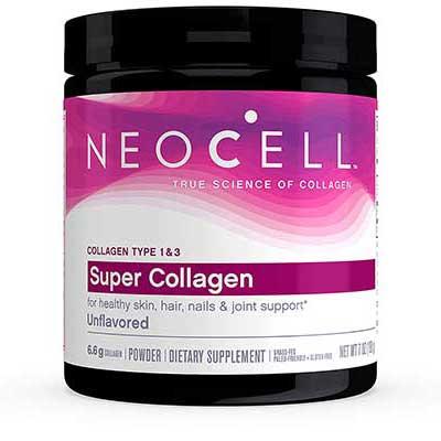 NeoCell Super Collagen Powder – 6, 600mg Collagen Types 1 & 3