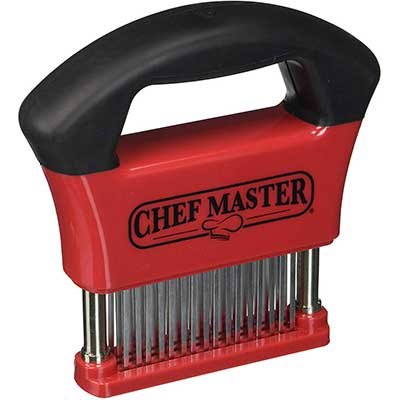 1. Chef-Master Meat Tenderizer Tool
