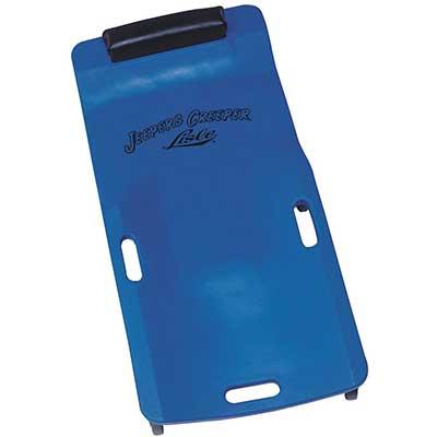 Lisle 94102 Blue Plastic Creeper