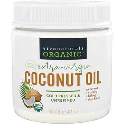 Viva Natural Organic Extra Virgin Coconut Oil