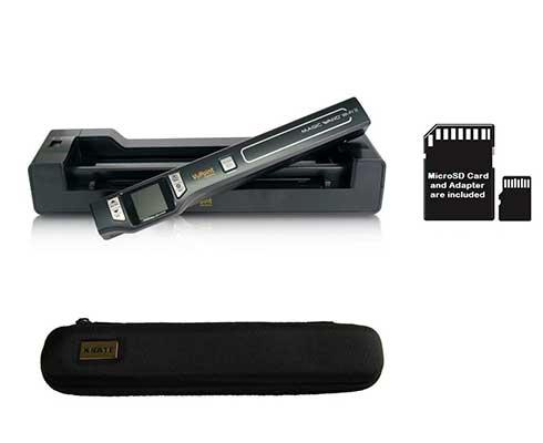 4. VuPoint ST47 Magic Wand Wireless Portable Scanner