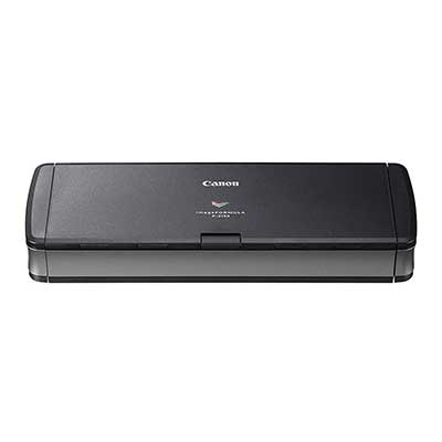 Canon image FORMULA P-215II Mobile Document Scanner