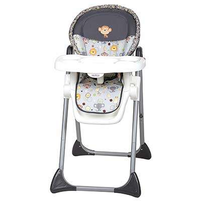 Baby Trend Sit Right High-Chair, BobbleHeads