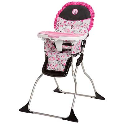 Baby Minnie Mouse Simple Fold Plus High Chair