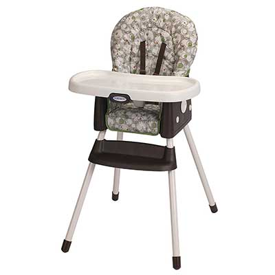 Graco Simple Switch Portable High Chair and Booster