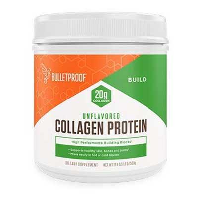 Bulletproof Collagen Protein Powder, Unflavored