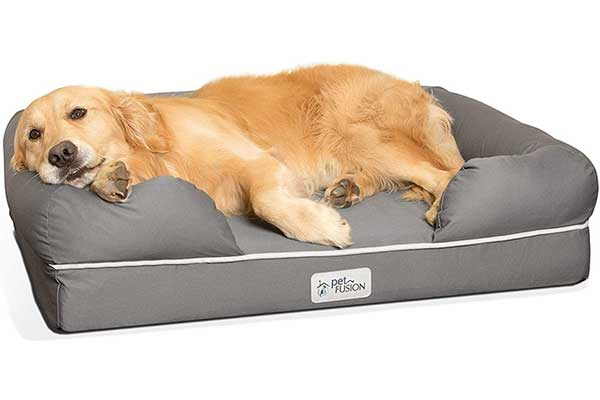 9. PetFusion Ultimate Dog Bed