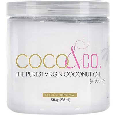 COCO & CO. - Organic Pure Extra Virgin Coconut Oil