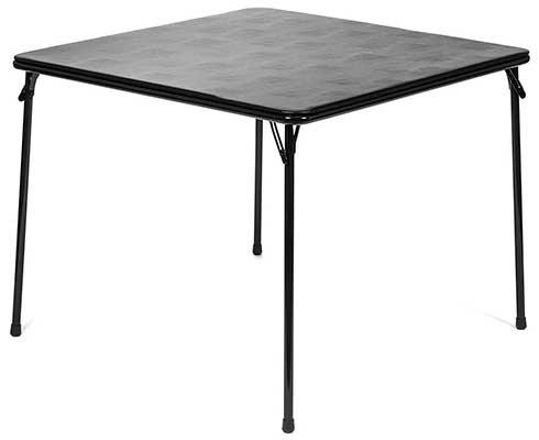 XL Series Square Folding Cart Table