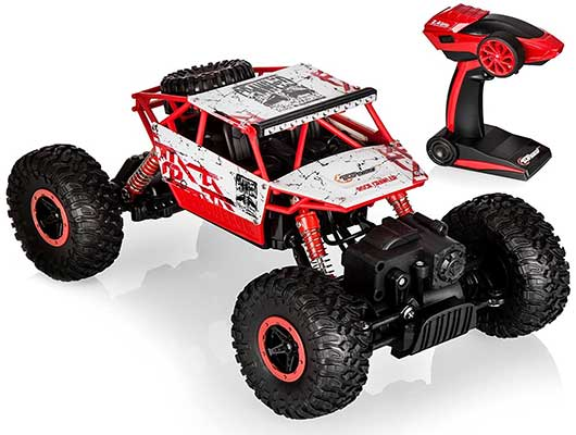 Top Race Remote Control Car for Boys