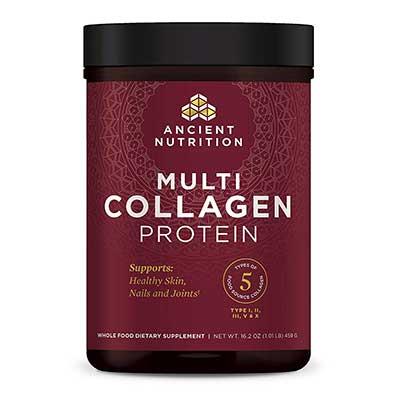 Ancient Nutrition Multi- Collagen Protein Powder