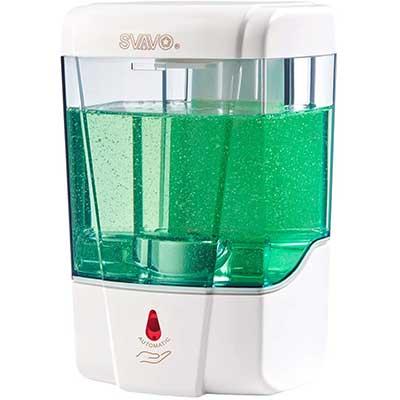 SVAVO Automatic Soap Dispenser – Infrared Sensor