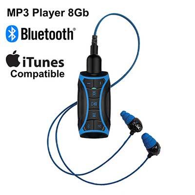 H20 Audio Stream 2 100% Waterproof MP3 with Bluetooth