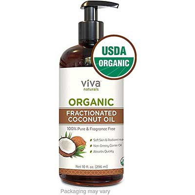 Organic Fractionated Coconut_Oil – Amazing Massage_Oil and Aromatherapy