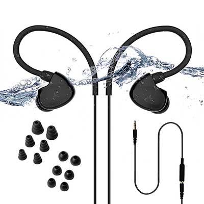 Avantree Secure Fit Underwater Waterproof Earbuds