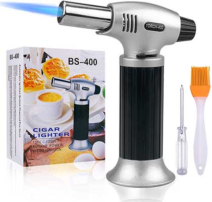 Culinary BlowTorch,Tintec Chef Cooking Torch - Lighter