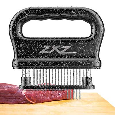 9. Meat Tenderizer, 48 Stainless Steel Sharp Needle Blade