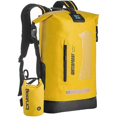 2. IDRYBAG Waterproof Dry Bag Dry Sack